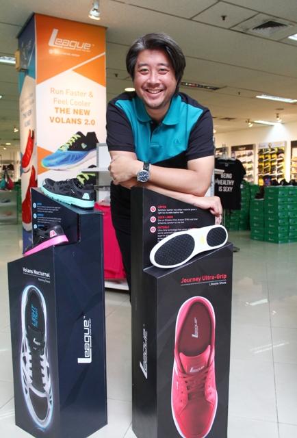 Prajna Murdaya, Direktur Pengelola PT Berca Sportindo