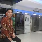 Hiroyoshi Suga, Presdir Panasonic Gobel Indonesia
