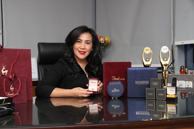 Petronella Soan, Chief Operating Officer PT Central Mega Kencana (CMK)